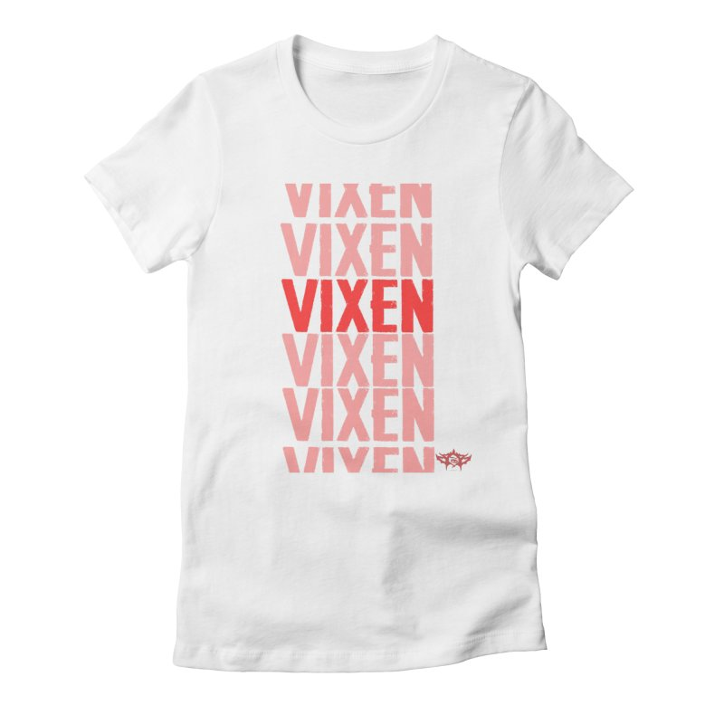 XVIX Women's Fitted T-Shirt by Shop   Dead Ramen®