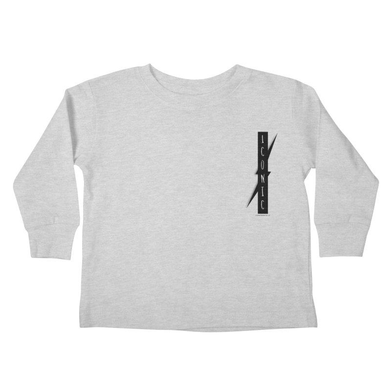 XICONX in Kids Toddler Longsleeve T-Shirt Heather Grey by Shop | Dead Ramen®