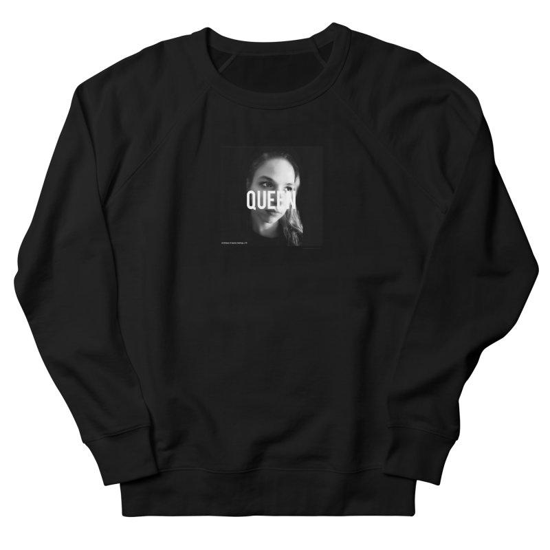 XQUEEN Women's French Terry Sweatshirt by Shop   Dead Ramen®