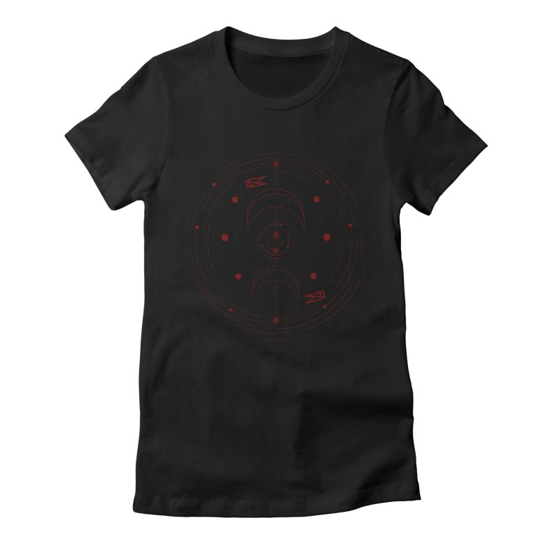 XINFA Women's T-Shirt by Brittany Feulner Limited | Collection