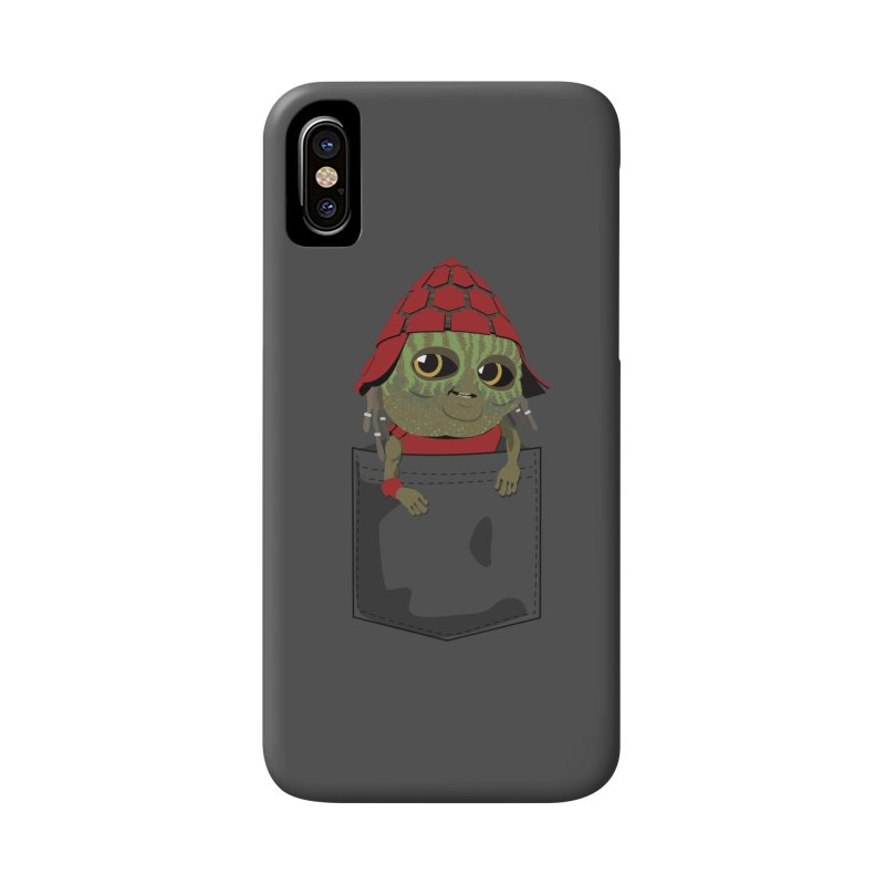 Pockey Pawny - Men In Black International Accessories Phone Case by Dean Cole Design