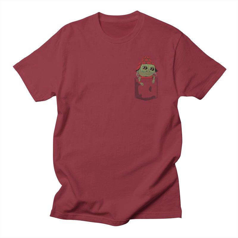 Pockey Pawny - Men In Black International Men's T-Shirt by Dean Cole Design