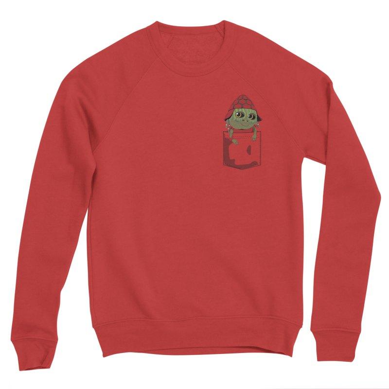 Pockey Pawny - Men In Black International Men's Sponge Fleece Sweatshirt by Dean Cole Design