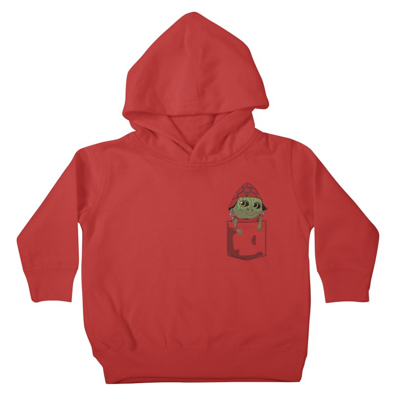 Pockey Pawny - Men In Black International Kids Toddler Pullover Hoody by Dean Cole Design