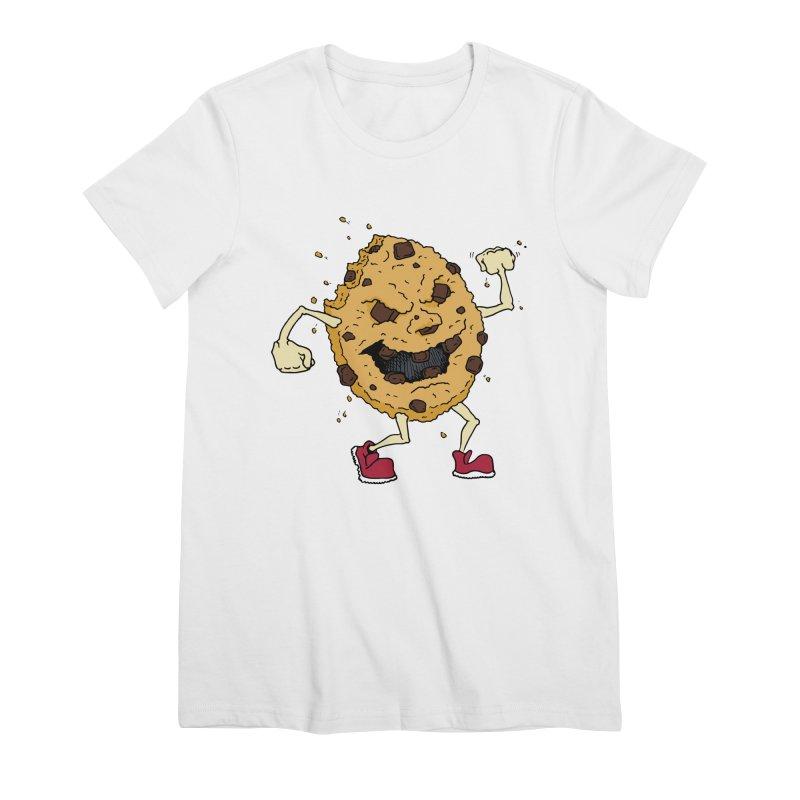 Fists Ahoy! Women's Premium T-Shirt by Dean Cole Design