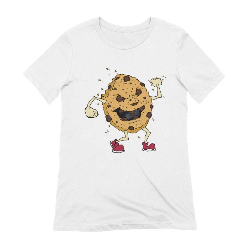 Fists Ahoy! Women's Extra Soft T-Shirt by Dean Cole Design