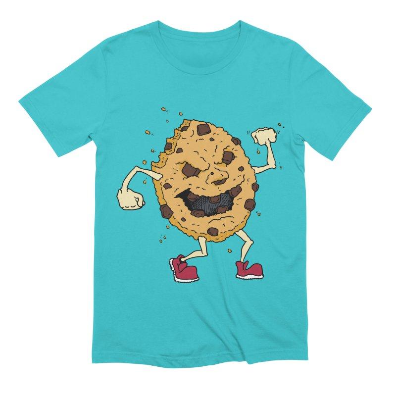 Fists Ahoy! Men's Extra Soft T-Shirt by Dean Cole Design
