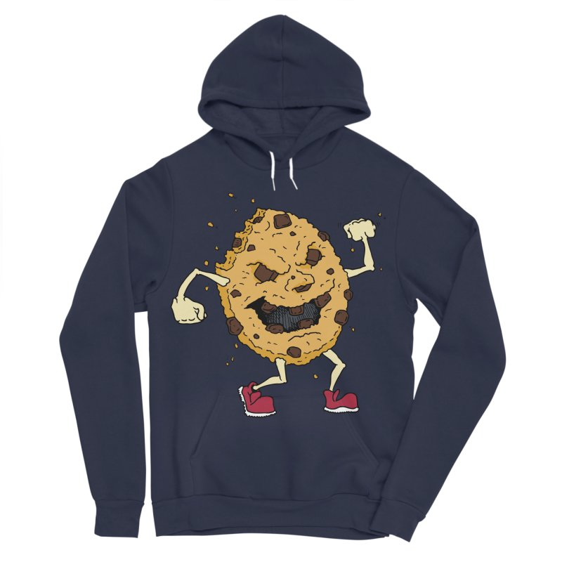 Fists Ahoy! Men's Sponge Fleece Pullover Hoody by Dean Cole Design