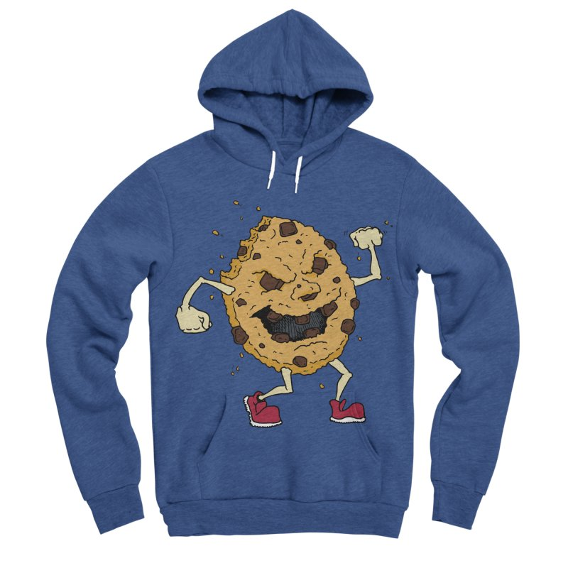 Fists Ahoy! Men's Sponge Fleece Pullover Hoody by Dean Cole Design