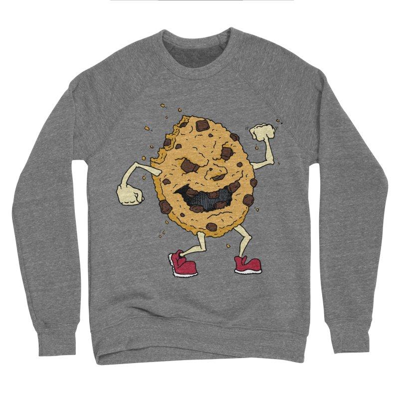 Fists Ahoy! Men's Sponge Fleece Sweatshirt by Dean Cole Design