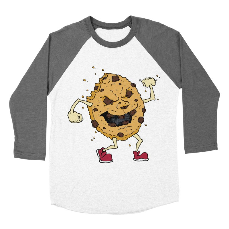 Fists Ahoy! Women's Baseball Triblend Longsleeve T-Shirt by Dean Cole Design
