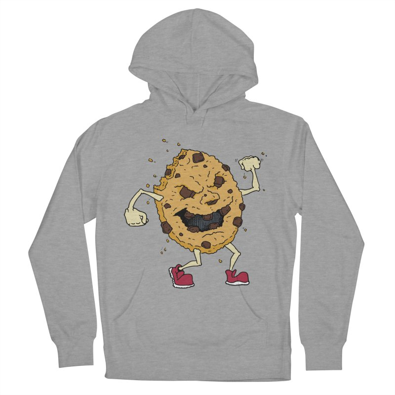 Fists Ahoy! Men's French Terry Pullover Hoody by Dean Cole Design