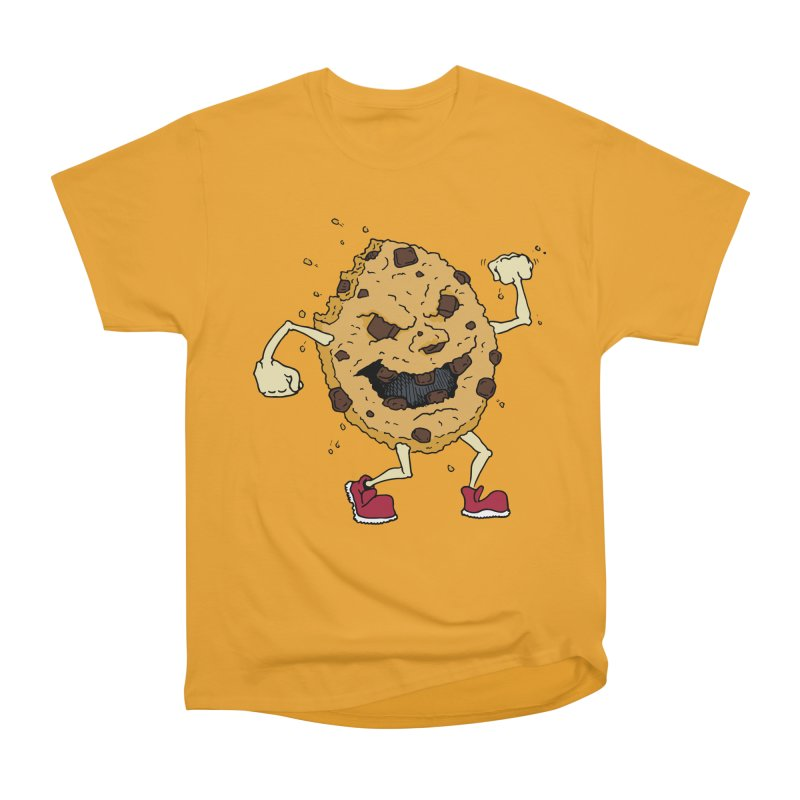 Fists Ahoy! Men's Heavyweight T-Shirt by Dean Cole Design