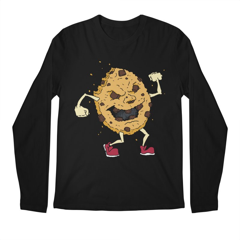 Fists Ahoy! Men's Regular Longsleeve T-Shirt by Dean Cole Design