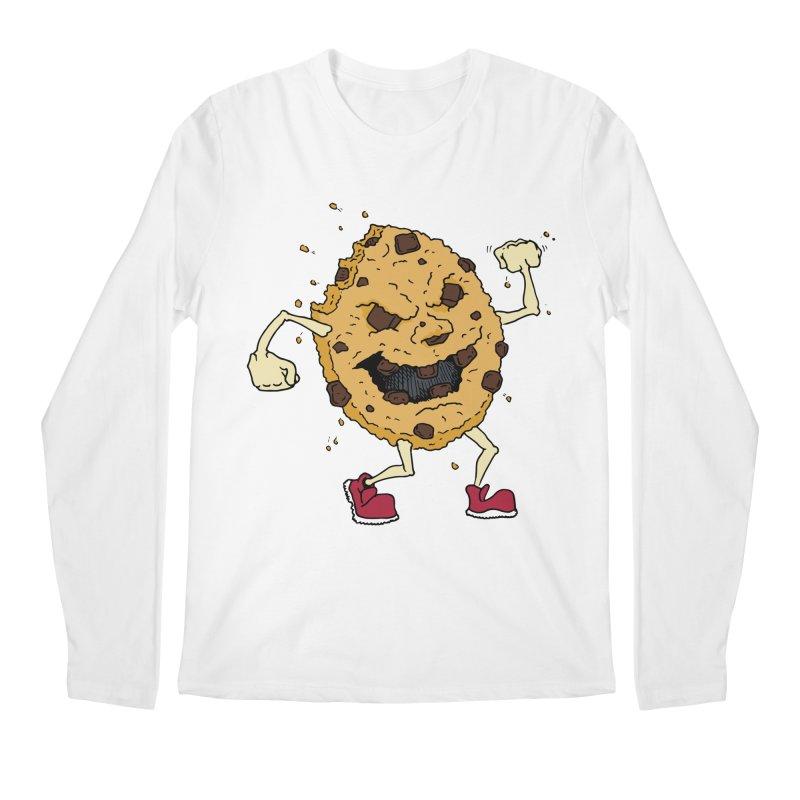 Fists Ahoy! Men's Regular Longsleeve T-Shirt by Dean Cole Design