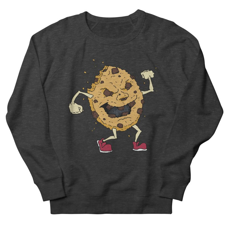 Fists Ahoy! Men's French Terry Sweatshirt by Dean Cole Design