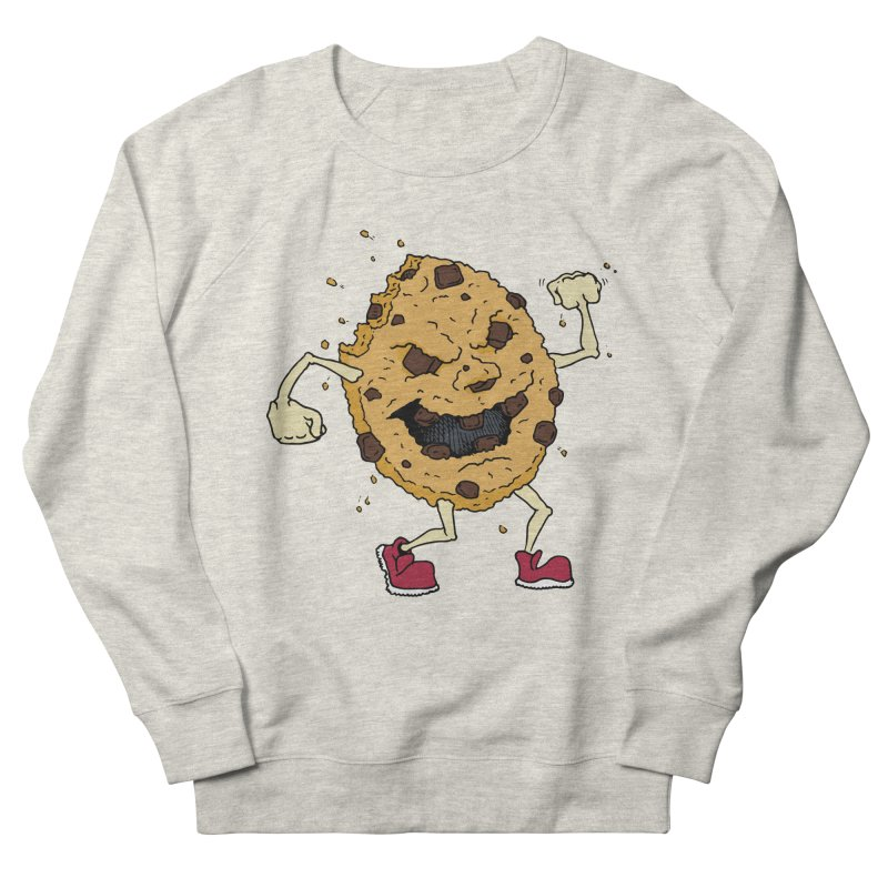 Fists Ahoy! Men's Sweatshirt by Dean Cole Design
