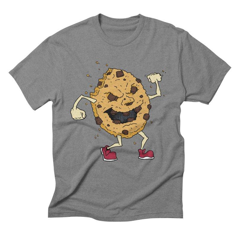 Fists Ahoy! Men's Triblend T-Shirt by Dean Cole Design