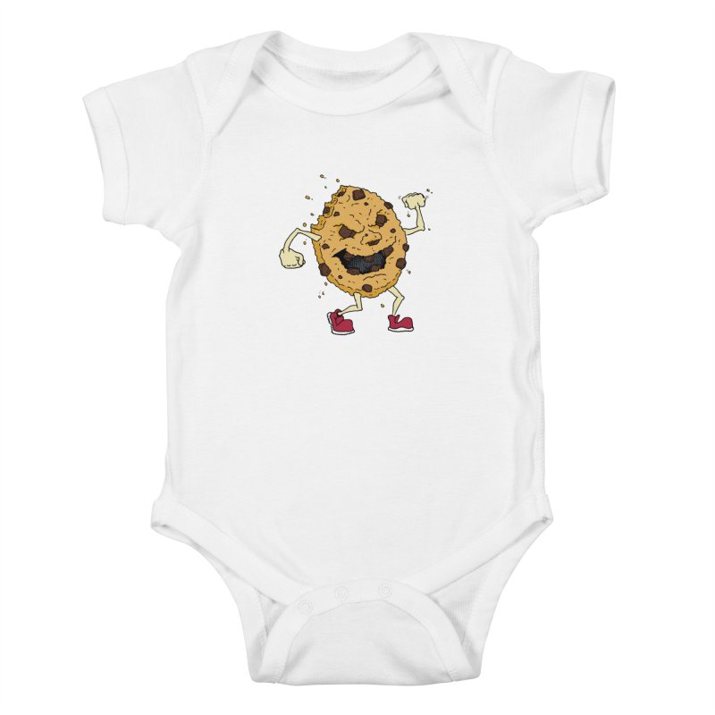 Fists Ahoy! Kids Baby Bodysuit by Dean Cole Design