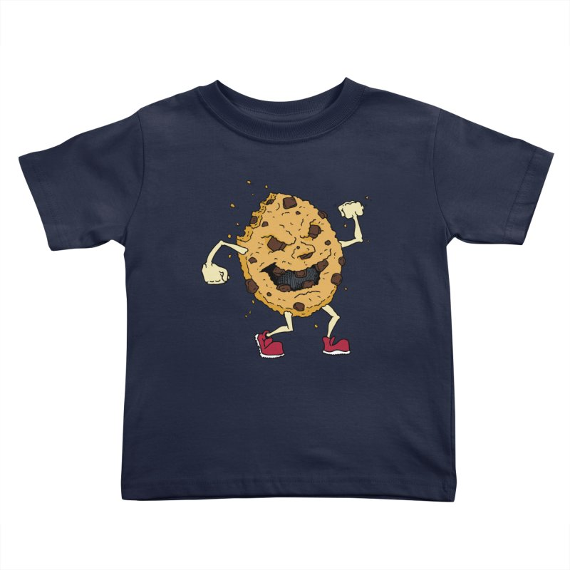 Fists Ahoy! Kids Toddler T-Shirt by Dean Cole Design