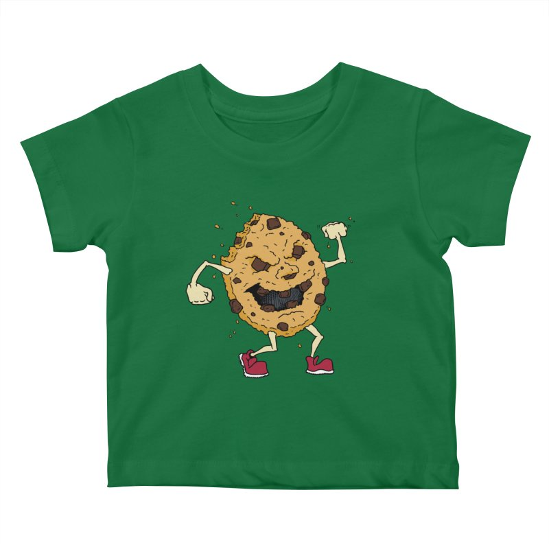 Fists Ahoy! Kids Baby T-Shirt by Dean Cole Design
