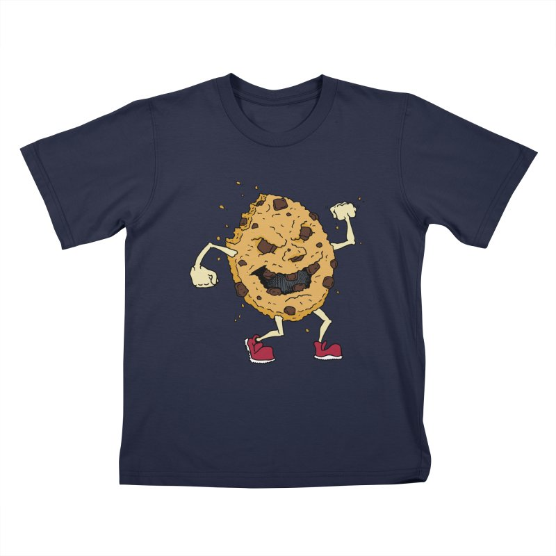 Fists Ahoy! Kids T-Shirt by Dean Cole Design