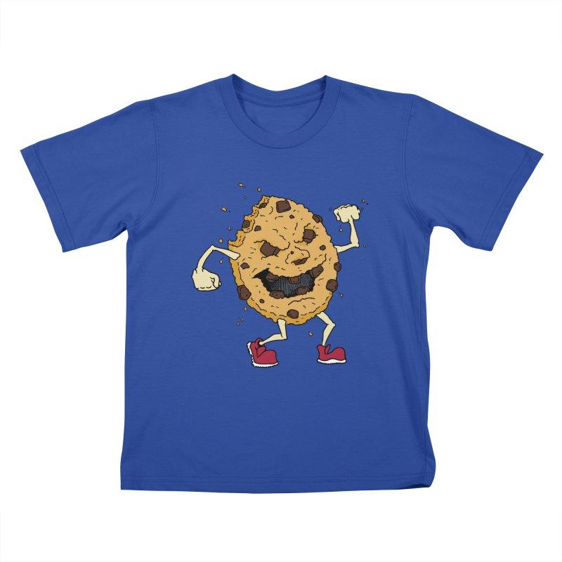 Fists Ahoy! Kids T-Shirt by Dean Cole Design