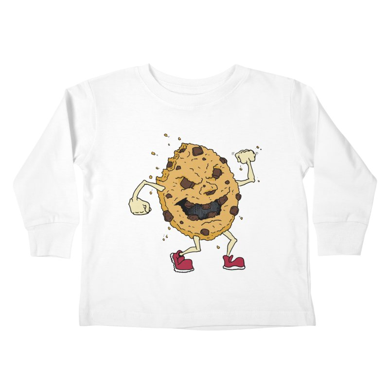Fists Ahoy! Kids Toddler Longsleeve T-Shirt by Dean Cole Design