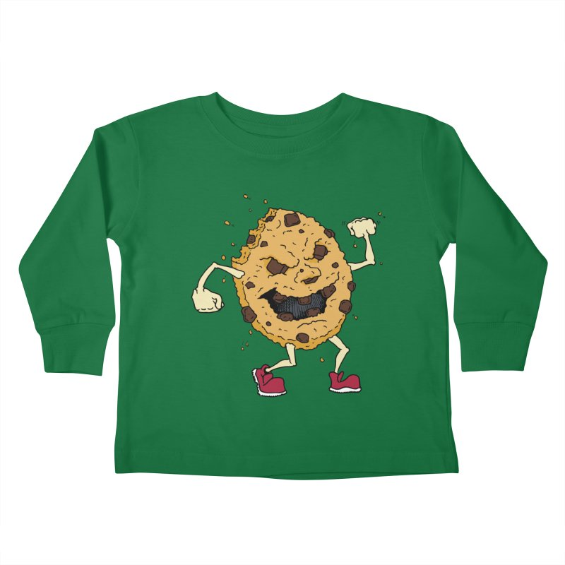 Fists Ahoy! Kids Toddler Longsleeve T-Shirt by Dean Cole Design