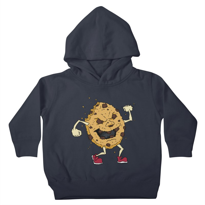 Fists Ahoy! Kids Toddler Pullover Hoody by Dean Cole Design
