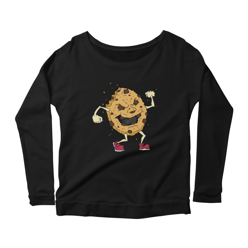 Fists Ahoy! Women's Longsleeve T-Shirt by Dean Cole Design