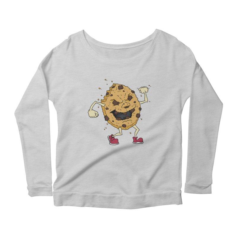Fists Ahoy! Women's Longsleeve T-Shirt by Dean Cole Design