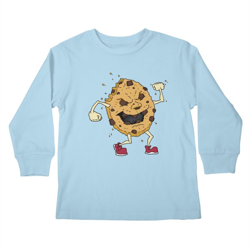 Fists Ahoy! Kids Longsleeve T-Shirt by Dean Cole Design