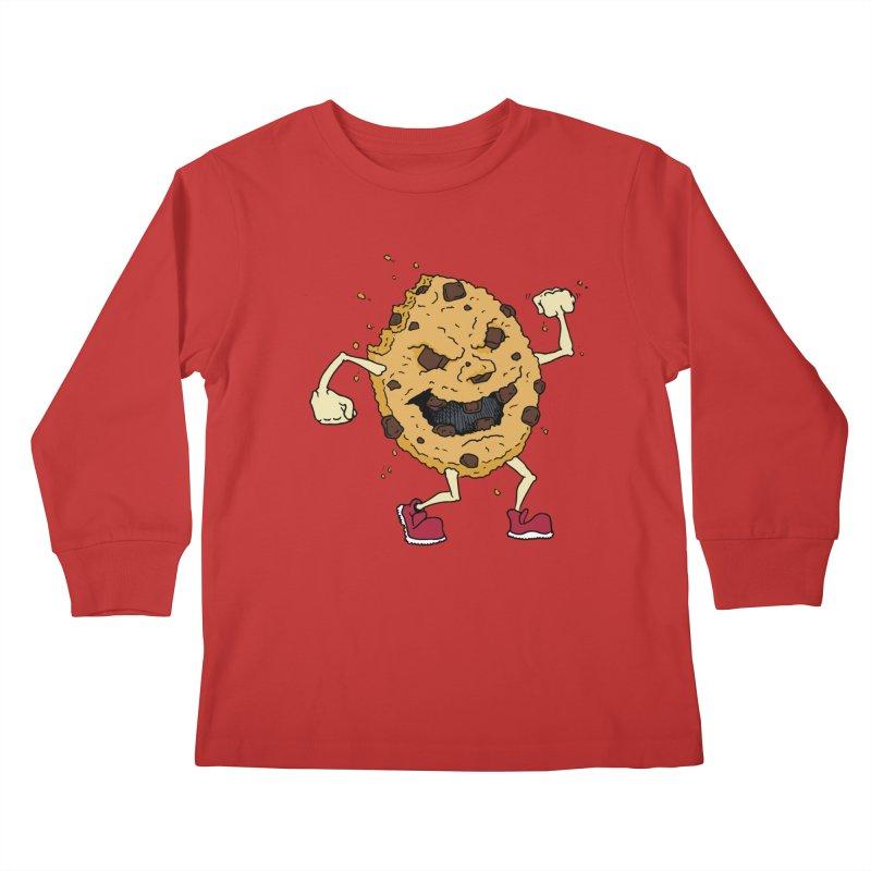 Fists Ahoy! Kids Longsleeve T-Shirt by Dean Cole Design