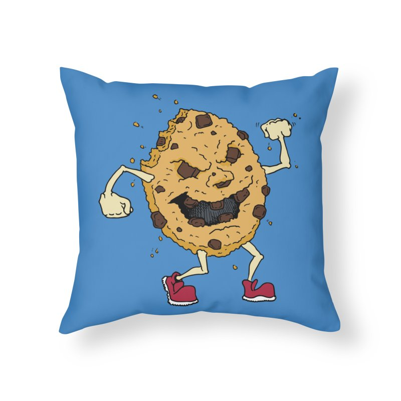 Fists Ahoy! Home Throw Pillow by Dean Cole Design