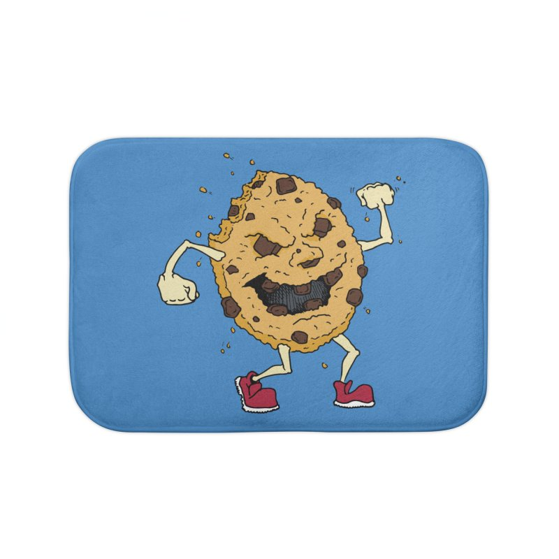 Fists Ahoy! Home Bath Mat by Dean Cole Design