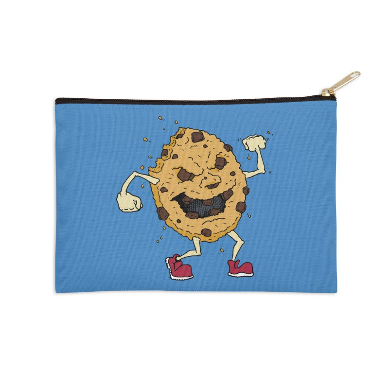 Fists Ahoy! Accessories Zip Pouch by Dean Cole Design