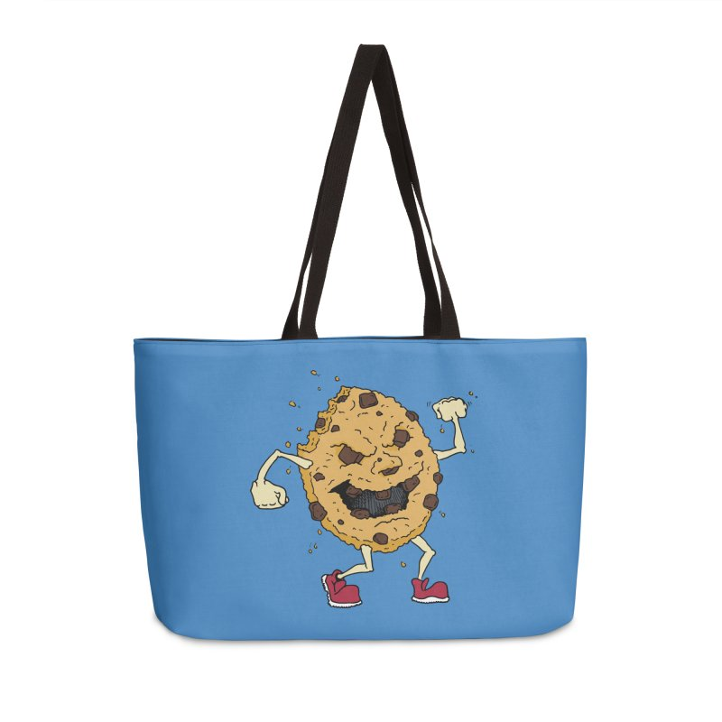 Fists Ahoy! Accessories Weekender Bag Bag by Dean Cole Design