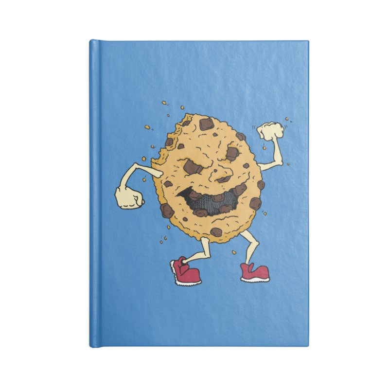 Fists Ahoy! Accessories Notebook by Dean Cole Design