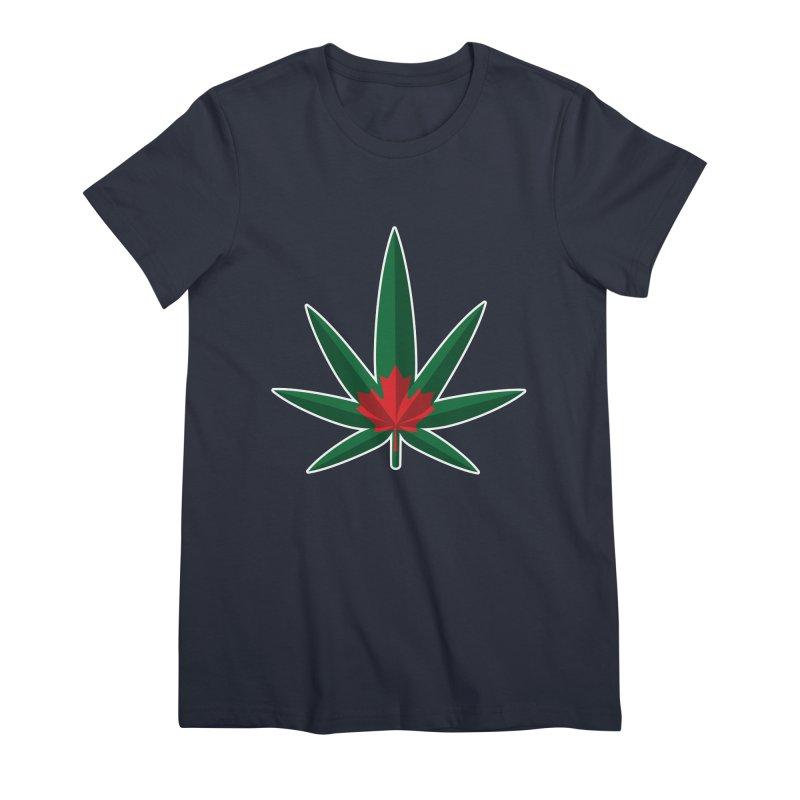 1017 is the new 420 Women's Premium T-Shirt by Dean Cole Design