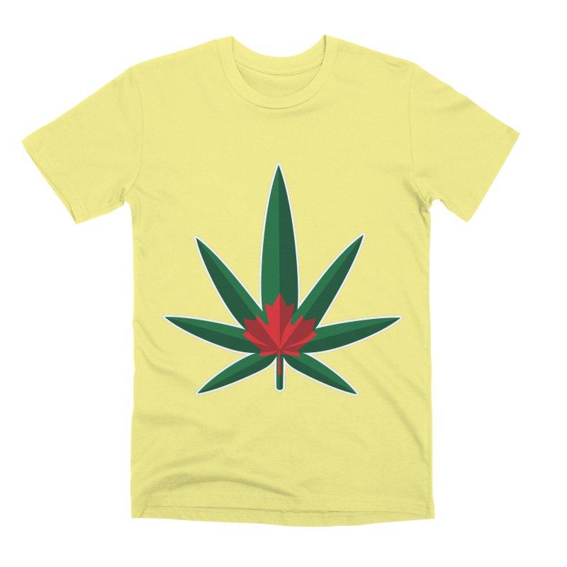 1017 is the new 420 Men's Premium T-Shirt by Dean Cole Design