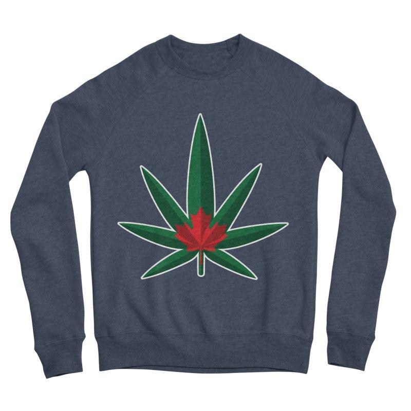 1017 is the new 420 Women's Sponge Fleece Sweatshirt by Dean Cole Design