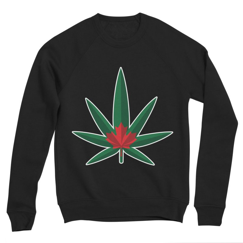 1017 is the new 420 Women's Sponge Fleece Sweatshirt by Dean Cole Design