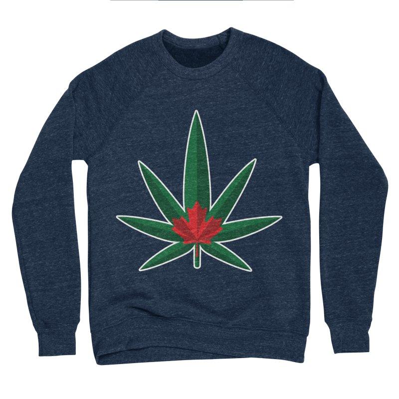 1017 is the new 420 Men's Sponge Fleece Sweatshirt by Dean Cole Design