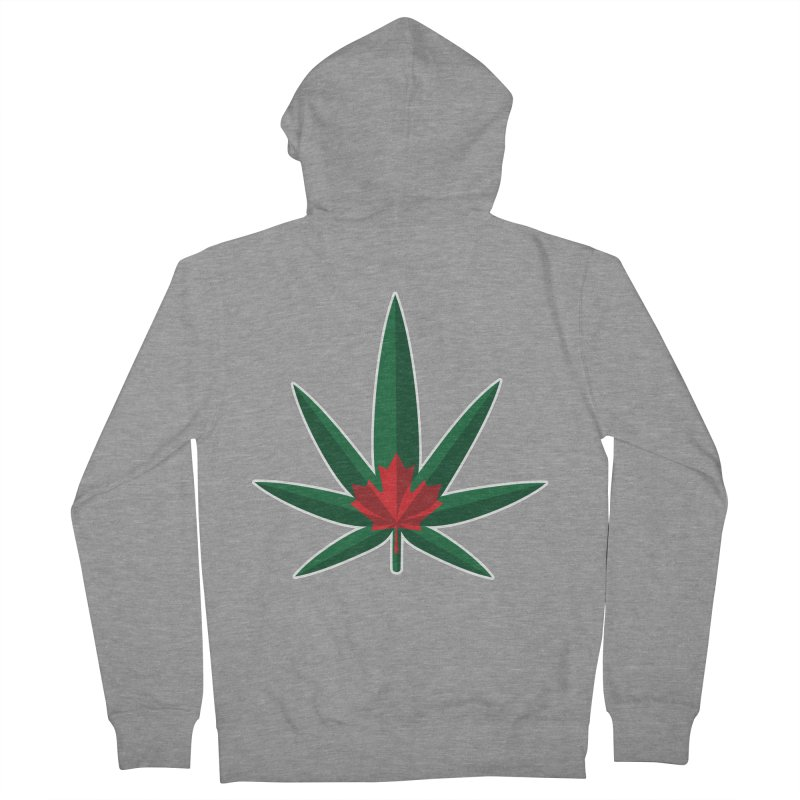 1017 is the new 420 Men's French Terry Zip-Up Hoody by Dean Cole Design