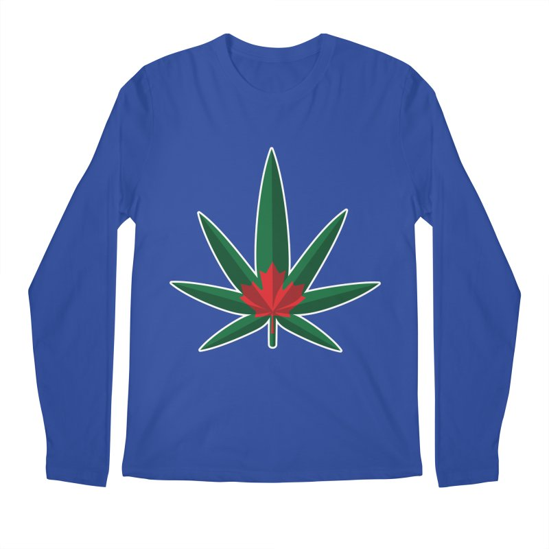 1017 is the new 420 Men's Regular Longsleeve T-Shirt by Dean Cole Design