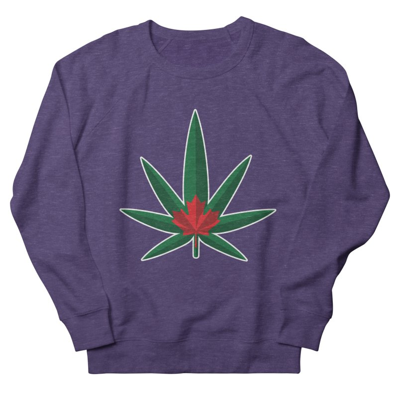1017 is the new 420 Women's French Terry Sweatshirt by Dean Cole Design