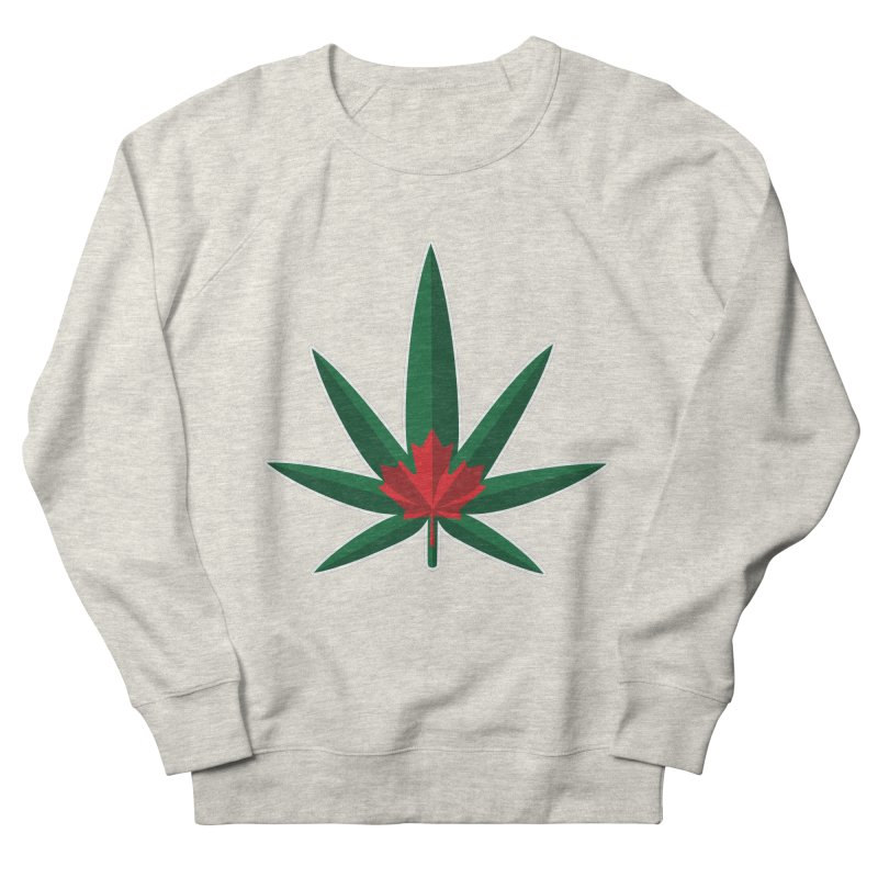 1017 is the new 420 Men's French Terry Sweatshirt by Dean Cole Design