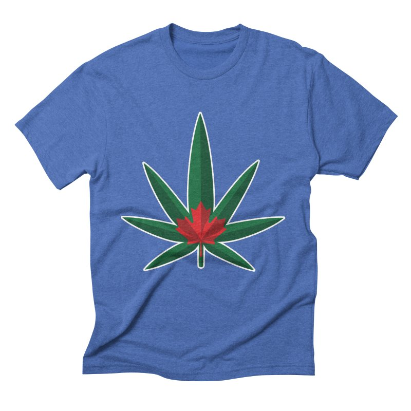 1017 is the new 420 Men's Triblend T-Shirt by Dean Cole Design