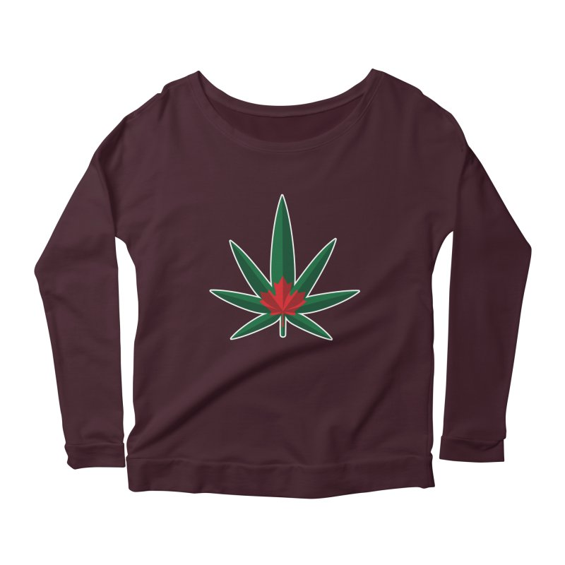 1017 is the new 420 Women's Scoop Neck Longsleeve T-Shirt by Dean Cole Design